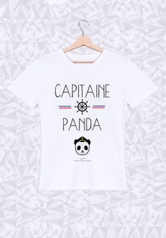 #capitaine #papa #panda #daron #shirt #cool