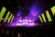 circuitozero Vmap Stage design New Years Eve 2k14_Padova Italy