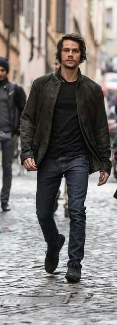 Dylan O'Brien as Mitch Rapp  #TheAmericanAssassin