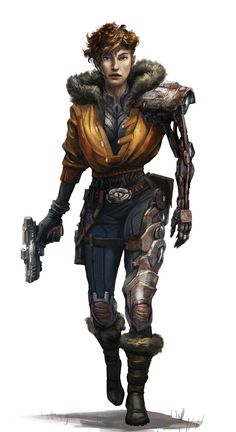 Exclusive Deep Dive Into Starfinder RPG's Planet Verces Character Portraits, Character Art, Character Design, Character Ideas, Character Inspiration, Star Wars Characters, Fantasy Characters, Science Fiction, Gundam
