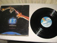 John Williams - E.T. The Extra-Terrestrial USA 1982 Lp vg+