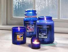 yankee candle | Yankee Candle: Water Inspirations Limited-time Collection