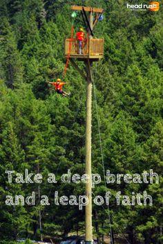 Funny Zipline Photo Captions - cool attitude captions