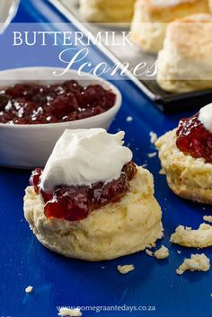 Every baker needs a great scone recipe.  Before you add berries, or raisins or any other flavour you need a great base recipe.  This easy recipe for Buttermilk Scones is it.  Scones are a perfectly British tea thing, but be it tea or breakfast, there is always room for a scone.