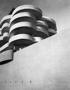 Luigi Moretti #architecture #jpwarren #interiordesign