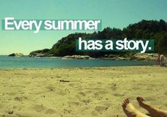 Summer quote via Carol's Country Sunshine on Facebook