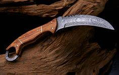 The team at Damask Co. strives to design and forge quality Damascus products, striking a perfect balance between unique designs and quality steel. The process of creating a Damascus knife is a unique one that requires hard work and patience. It is...