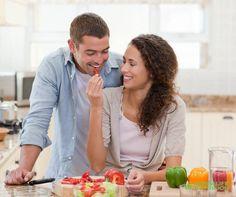 Llegó el fin de semana. Comparte con los que más quieres y prepara comidas saludables.