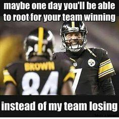 Love my Steelers. Here We Go Steelers, Pittsburgh Steelers Football, Pittsburgh Sports, Pittsburgh Food, Nfl Memes, Football Memes, Fall Football, Football Team, Watch Football