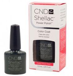 CND Shellac Pretty Poison