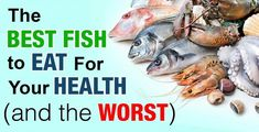 The Contamination In Fish - Which are The Good and Bad Choices - https://detox-foods.co.uk/the-5-fish-that-are-most-contaminated-and-5-you-should-eat-instead/