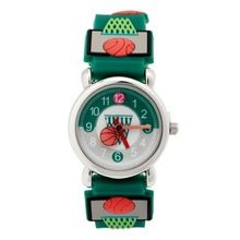 Children Silicone Watch Brand Wl Quartz Wrist Watch Baby For Girls Boys Waterproof Kid Watches Football Fashion Casual Reloj Fixing Prices According To Quality Of Products Watches