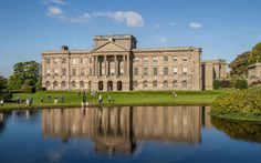 Great British Houses: Lyme Park – Made Famous as Pemberley in Pride & Prejudice – A Beautiful National Trust Property in Cheshire