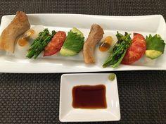 Oribio Cafe 野菜寿司10貫 #vegan #vegetarian #vegansofjapan #suita #ヴィーガン #ベジタリアン #動物性不使用 #菜食 #吹田 (Oribio Cafe)