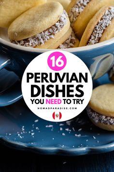 Peruvian Dishes, Peruvian Cuisine, Peruvian Recipes, Old Recipes, Great Recipes, Healthy Recipes, Latin America, South America