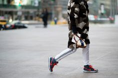 No. 10 - Camouflage Coat and Sneaker Girl Photo 17