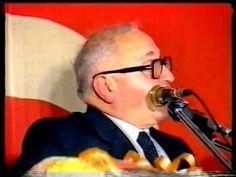Prof. Dr. Necmettin Erbakan AET Konferansı - İzmit 1988