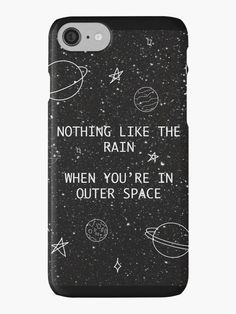 A cute lyric art for 5sos' Outer Space! • Also buy this artwork on phone cases, apparel, home decor, and more.