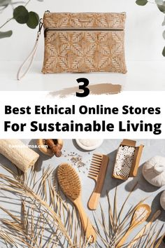Finding ethical, eco-friendly products is time consuming.The three eco-friendly online stores highlighted in this blog post do all the hard work of vetting brands and curating ethical collections, so that you can shop for sustainable, ethical products efficiently. They are my go-to places when looking for ethical, fair trade and sustainable homeware, clothing, accessories and beauty products. Ethical Fashion. Eco-Friendly Living. How To Be Eco-Friendly. Sustainable Living.