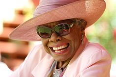 """Listen: Dr. Maya Angelou Recites Her Poem """"Phenomenal Woman"""" One of my Favorite Poems and Writers of all Time!"""