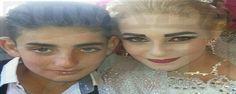 أصغر عروسين في السويداء السورية !