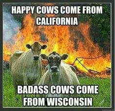 Hahaha...no more explaining why our dairy is the best!