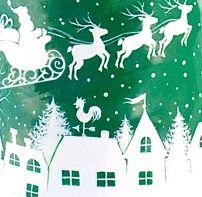 breen design, patricia breen, christma ornament, alightfrom patricia, breen christma
