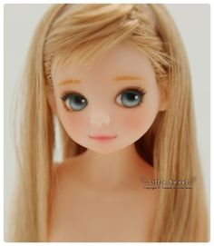 [No.127] 사필도 리페인팅 : 아토마루's 사랑이 필요한 도란도란 인형 : 리페인팅 by 리틀스윗's 여누비 : 네이버 블로그 / sweet repaint of doran doran doll