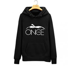 Once upon a time exclusive men&women pullover hoodie