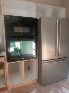 Learn how to remove and replace a built-in electric wall oven ...