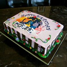 Cakes Palm Springs   Pastries Palm Springs   Desserts   BIRTHDAY CAKES
