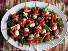 My family loves snacking during the football game. These antipasto sticks make it easy to grab and eat without missing a p. Appetizers For Kids, Best Appetizers, Appetizer Recipes, Appetizer Ideas, Party Recipes, Yummy Snacks, Yummy Food, Graduation Party Foods, Cocktail Party Food