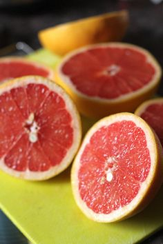 Grapefruit..adding a grapefruit to my diet every nt before I go to bed. Helps burn fat