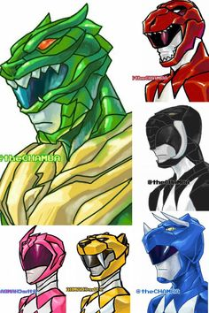 Awesome super sentai