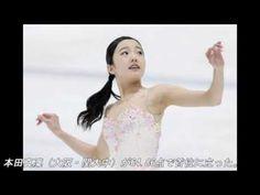 【フィギュア】本田真凜、新SP「スマイル」披露「自分の曲らしくなってきた」