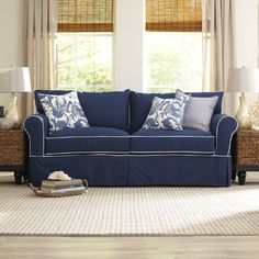 You'll love the Jameson Sofa with Contrast Welt at Birch Lane - With Great Deals on all products and Free Shipping on most stuff, even the big stuff.