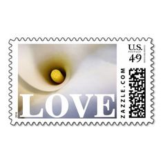 Add stamps to all your different types of stationery! Find rubber stamps and self-inking stamps at Zazzle today! Vow Renewal Invitations, Wedding Invitations, Vow Renewal Ceremony, Wedding Stamps, Love Stamps, Sweetest Day, Self Inking Stamps, Calla Lily, Postage Stamps
