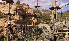 Captain Zipline Aerial Adventure Park