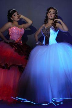 Vestidos de quinceañera Esbeiza | Glow in the dark ? in ...