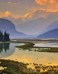 ☀Beauty Creek, Jasper National Park in Canada: