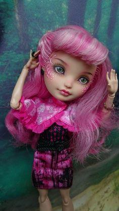 Я рисую,куклам лица я рисую... / Изготовление авторских кукол своими руками, ООАК / Бэйбики. Куклы фото. Одежда для кукол Monster High Repaint, Monster High Dolls, Monster High Custom, Ever After High, Doll Eyes, Doll Repaint, Paper Clay, Ooak Dolls, Custom Dolls