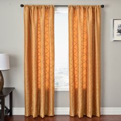 Basso Curtain Panel