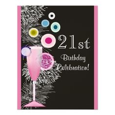 Shop Champagne Bubbles Birthday Party Invitation created by Koobear. 21st Birthday Invitations, Birthday Party Games, Zazzle Invitations, Invites, 21st Bday Ideas, Birthday Ideas, Champagne Birthday, Create Your Own Invitations, Wedding Cards