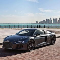 @auditography When you see this R8 pose like this, in this spec and location, it's like you almost forget about the first generation. Car: 2017 @Audi R8 V10 Plus (610hp, V10 5.2 NA) Performance: 0-100kmh(62mph): 2.87seconds (tested), 3.2 seconds (official) Color: Daytona gray pearl effect Location: Doha, Qatar Facebook: Facebook.com/auditography YouTube: YouTube.com/auditography Prints: Enthuzdstyle.com Camera: Canon Eos 5D Mark II / 24-70 Thanks to: Audi Qatar (@audiqatar) Remember, ALL ...