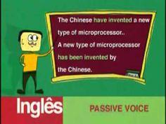 Curso de inglês 2 TV Cultura 07 de 09  ING.2- 07. Passive Voice
