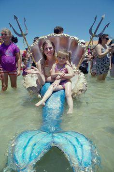 Real Life Mermaids, Mermaid Mermaid, Western Australia, Perth, Amelia, Summer Time, Bucket, Waves, Swimming