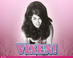 Erica Gavin, la perfida e sexy Vixen di Meyer