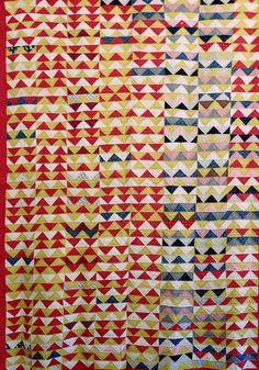 Historically Modern: Quilts, Textiles & Design