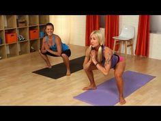 ▶ Buti Dance Workout | Crunch Gym Fitness | Class FitSugar 10 minute workout!