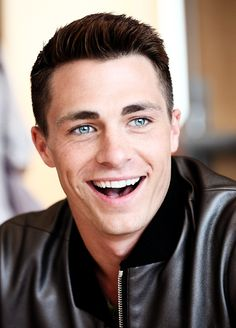 colton haynes #eyes #beautiful #smile